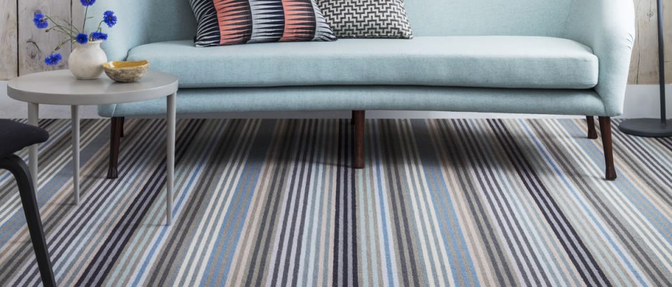 1200 X 625 ALTERNATIVE FLOORING MARGO SELBY LIVING lifestyle_carpet_wool_designer_Margo_Selby_Stripe_Surf_1901_Botany